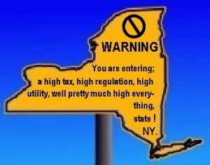 1826858-warning-sign-in-shape-of-new-york-on-blue-illustration